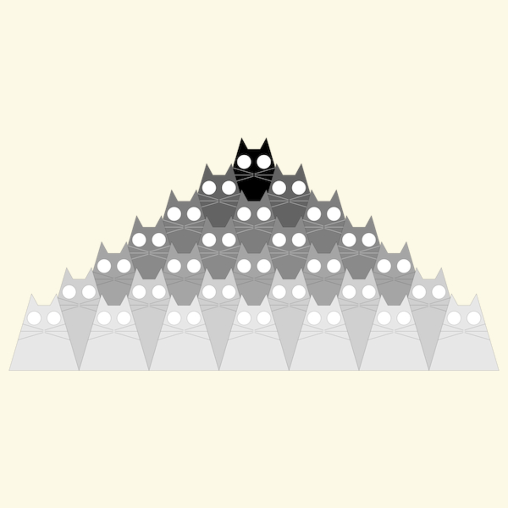 NeatoShop: Mountain Cats gray