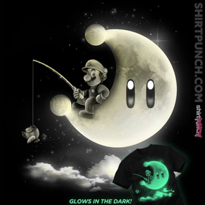 ShirtPunch: It's a Dream Mario