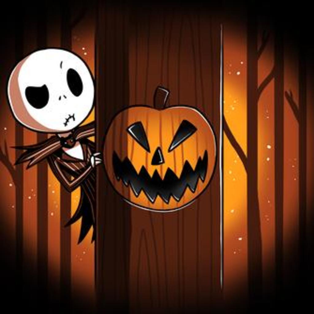 TeeTurtle: Halloween Town
