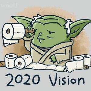 Woot!: 20-20 Vision