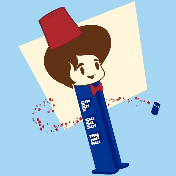 GraphicLab: Pez Are Cool!