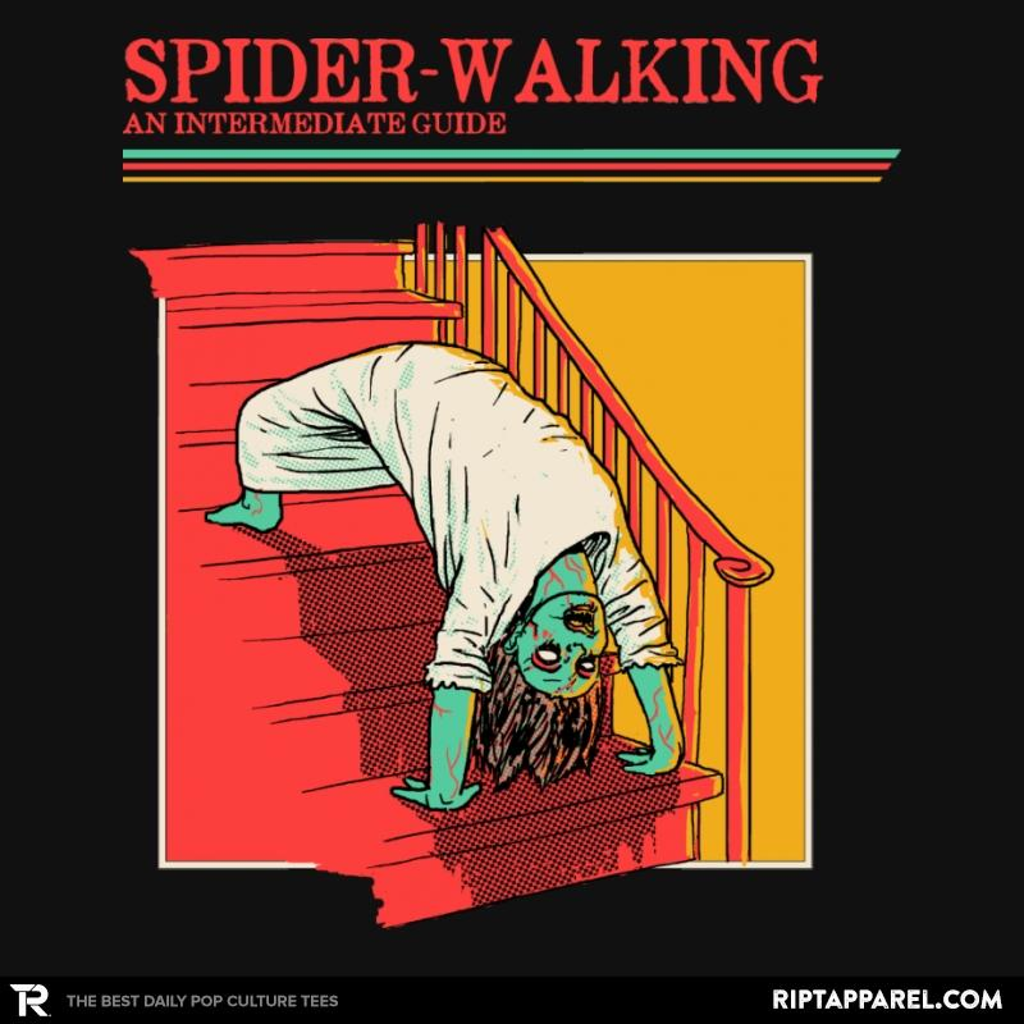 Ript: Spider-Walking Guide