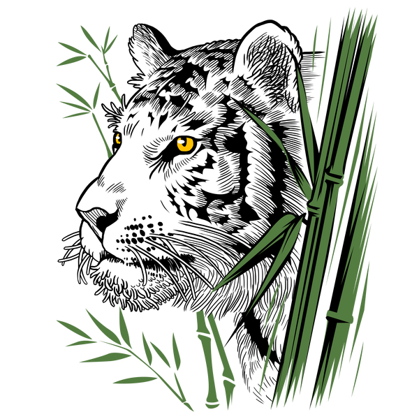 NeatoShop: Tiger Bamboo