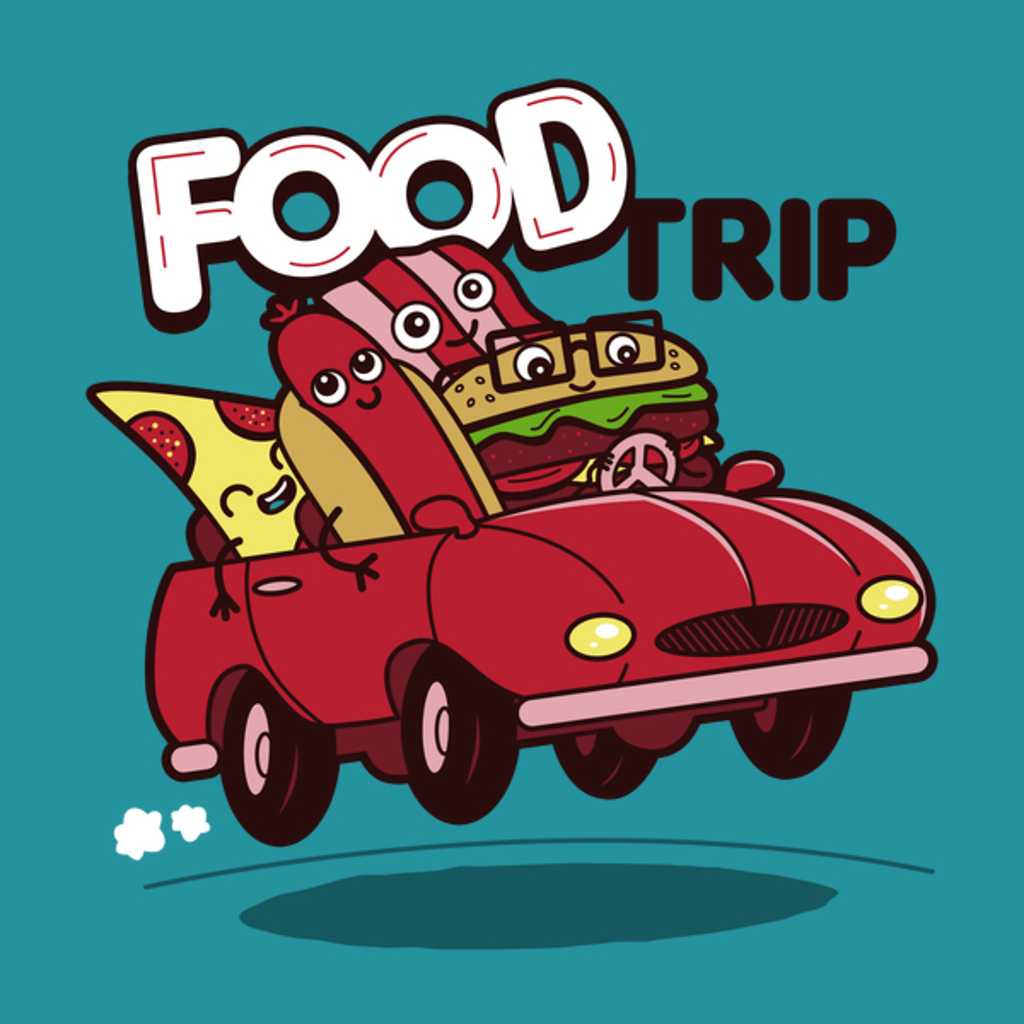 NeatoShop: Food trip