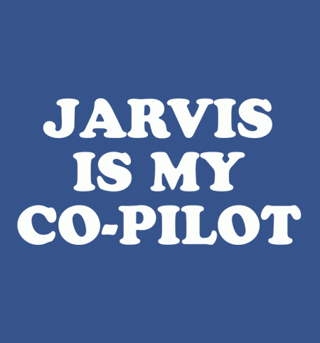 BustedTees: Jarvis is my Co-pilot