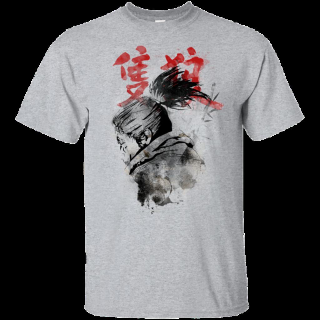 Pop-Up Tee: Shinobi Spirit