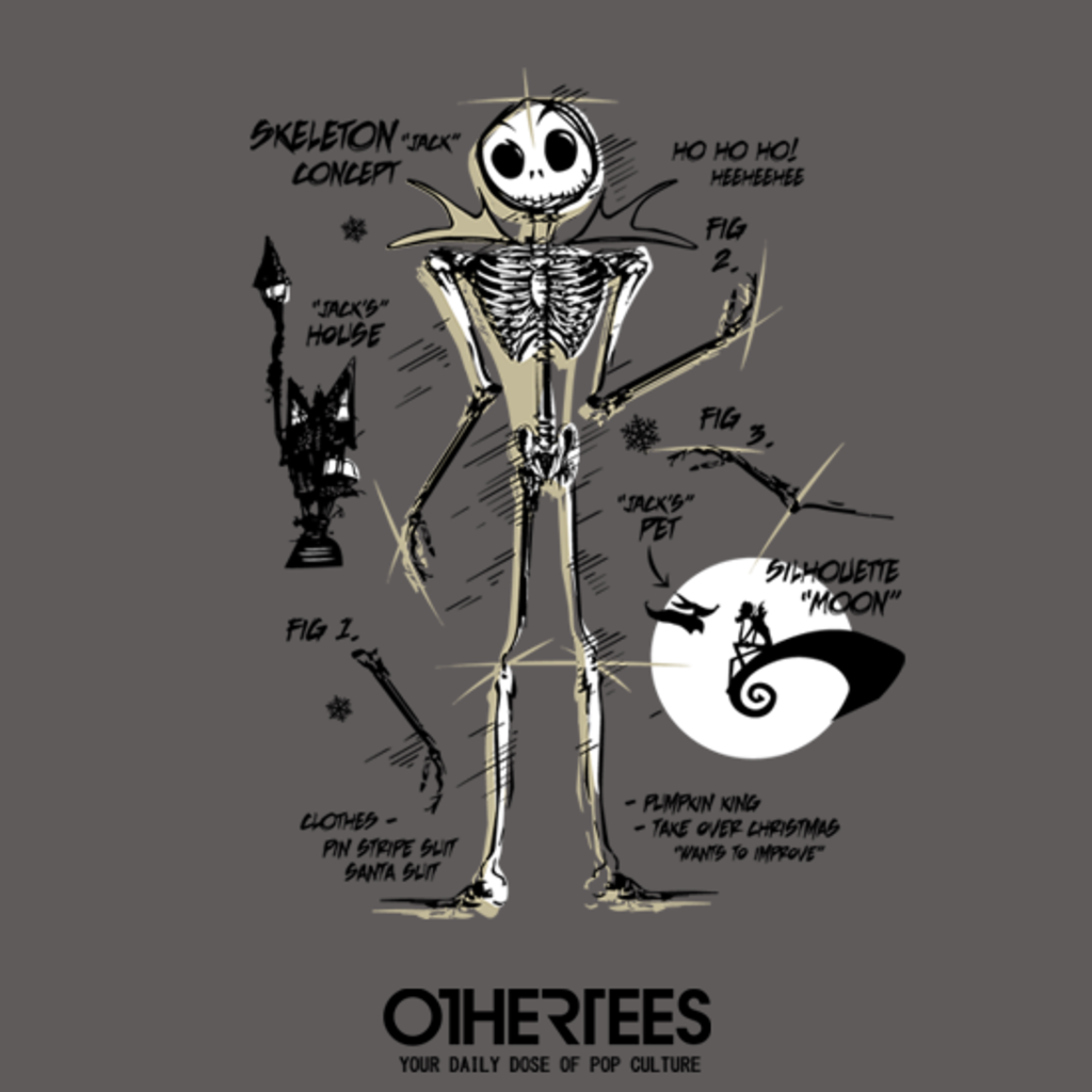 OtherTees: A Skeleton Concept