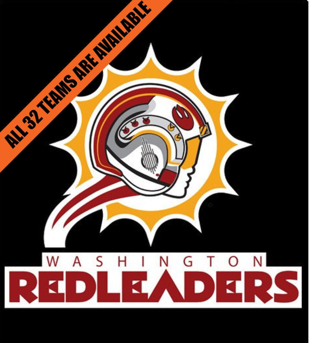 Shirt Battle: Washington Red Leaders
