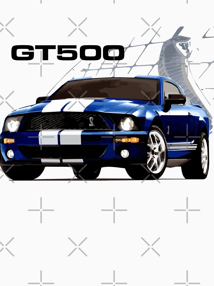 RedBubble: 2007 Ford Shelby GT500