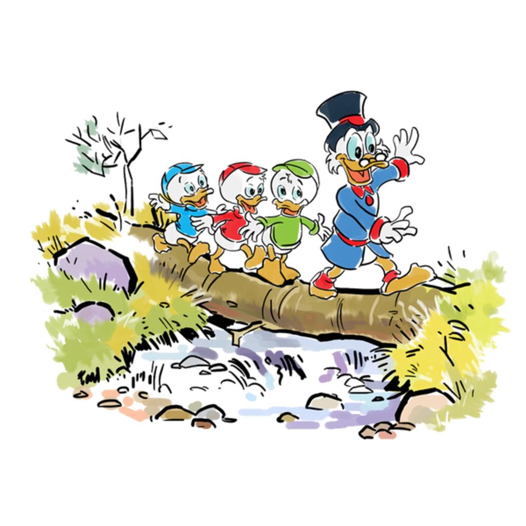 NeatoShop: Four Ducks