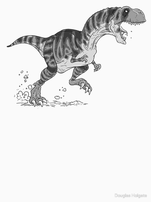 RedBubble: T-Rex