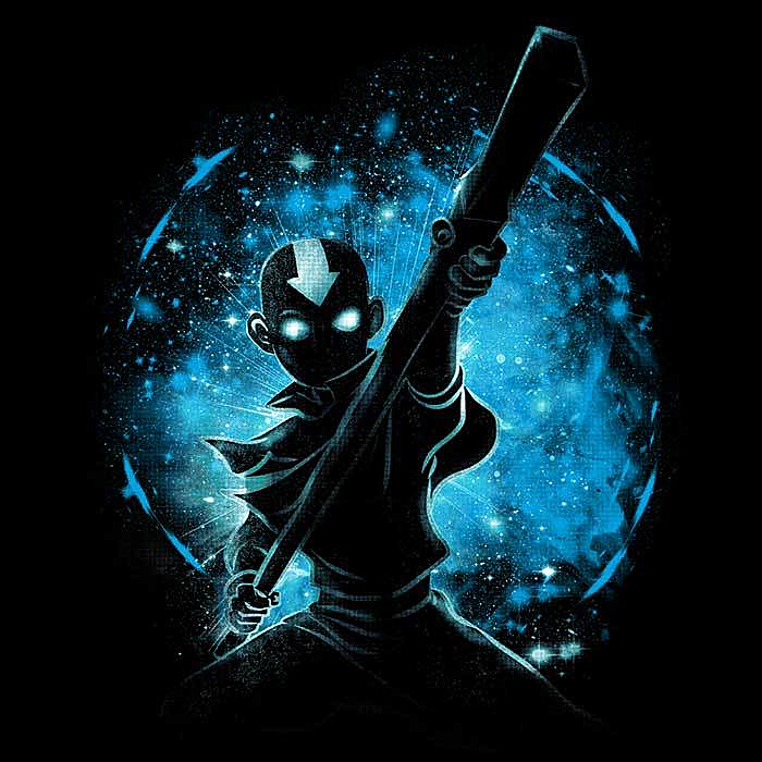 Once Upon a Tee: Space Avatar