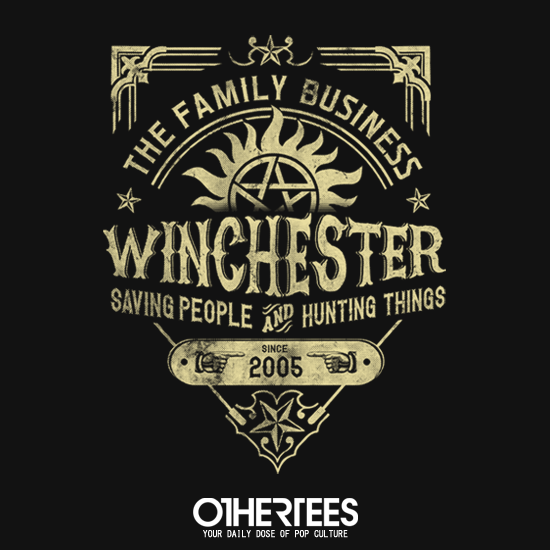 OtherTees: Winchester Bros