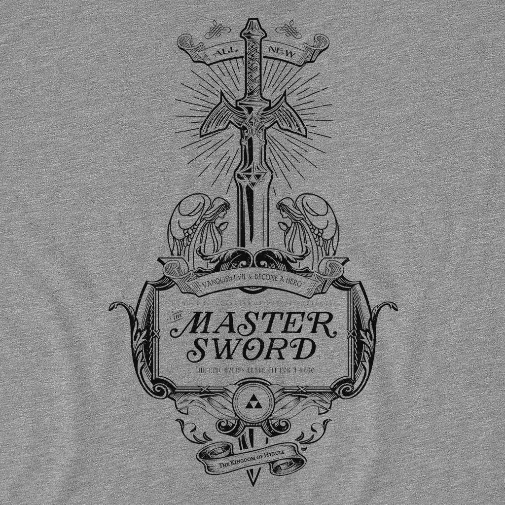 Pop-Up Tee: Master Sword