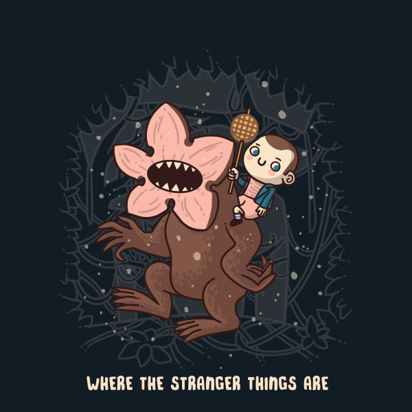 Wear Viral: Where the Stranger Things Are