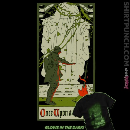 ShirtPunch: Once Upon a Bonfire