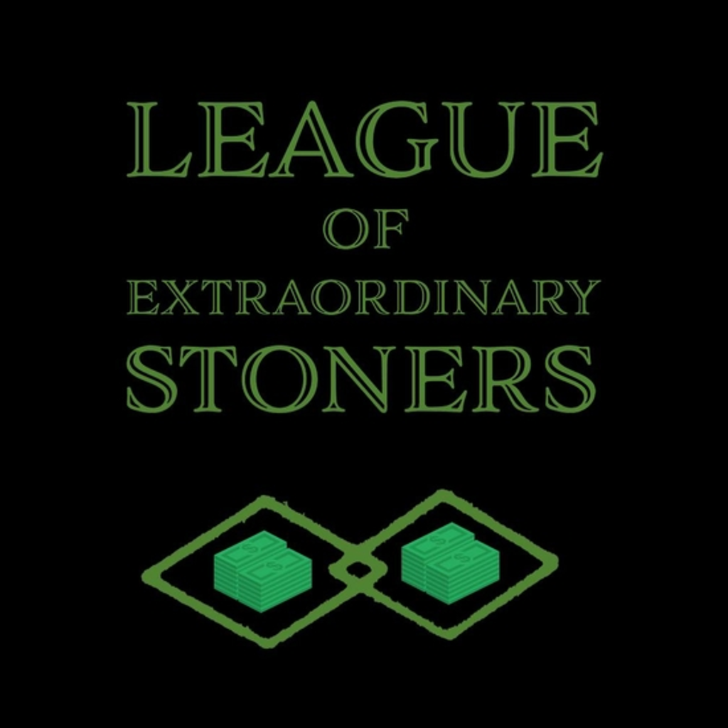 BustedTees: League of Extraordinary Stoners