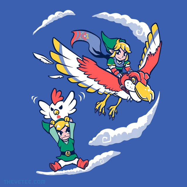 The Yetee: A Better Way to Fly