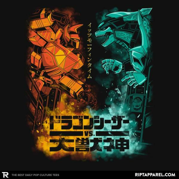 Ript: Dragon VS Beast