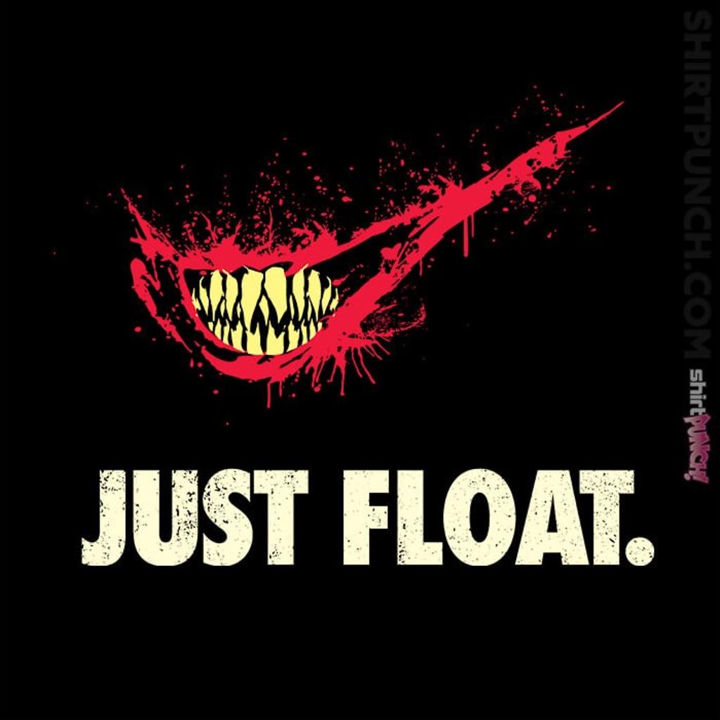 ShirtPunch: Just Float