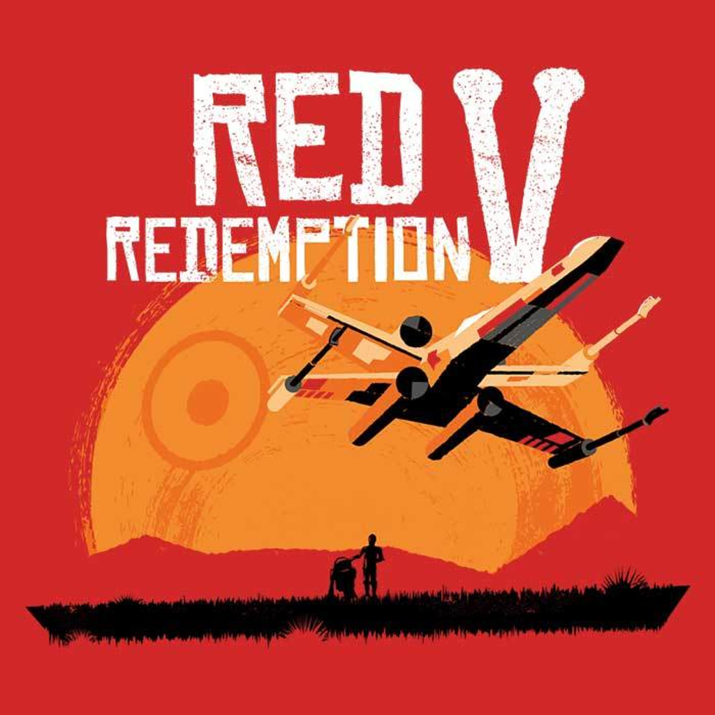Once Upon a Tee: Red V Redemption