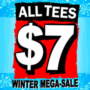 EnTeeTee: Winter MEGA Sale!