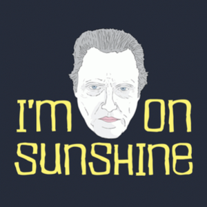 BustedTees: Go Ape: Walken On Sunshine