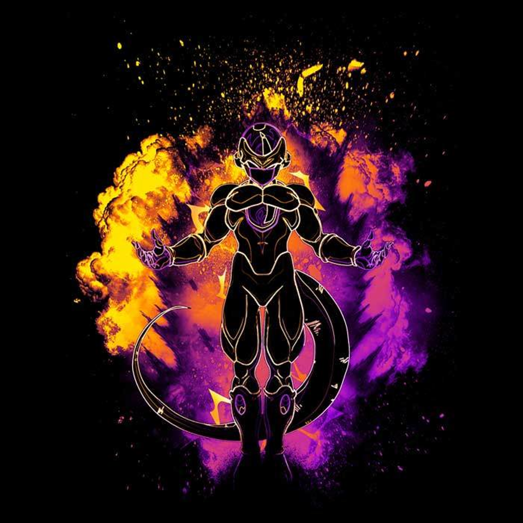 Once Upon a Tee: Soul of the Golden