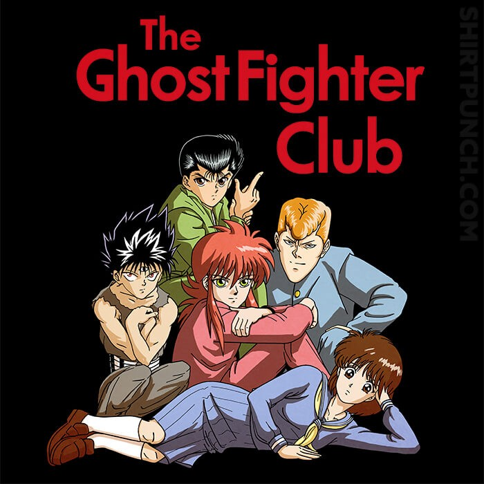ShirtPunch: The Ghost Fighter Club