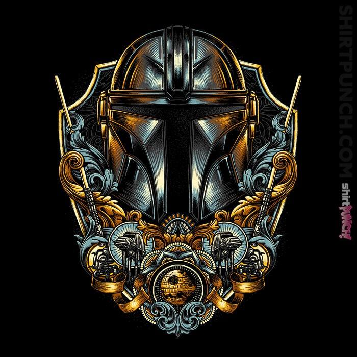 ShirtPunch: Emblem Of The Hunter