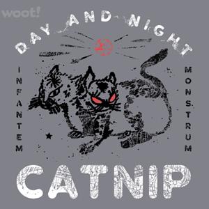 Woot!: Day and Night Catnip