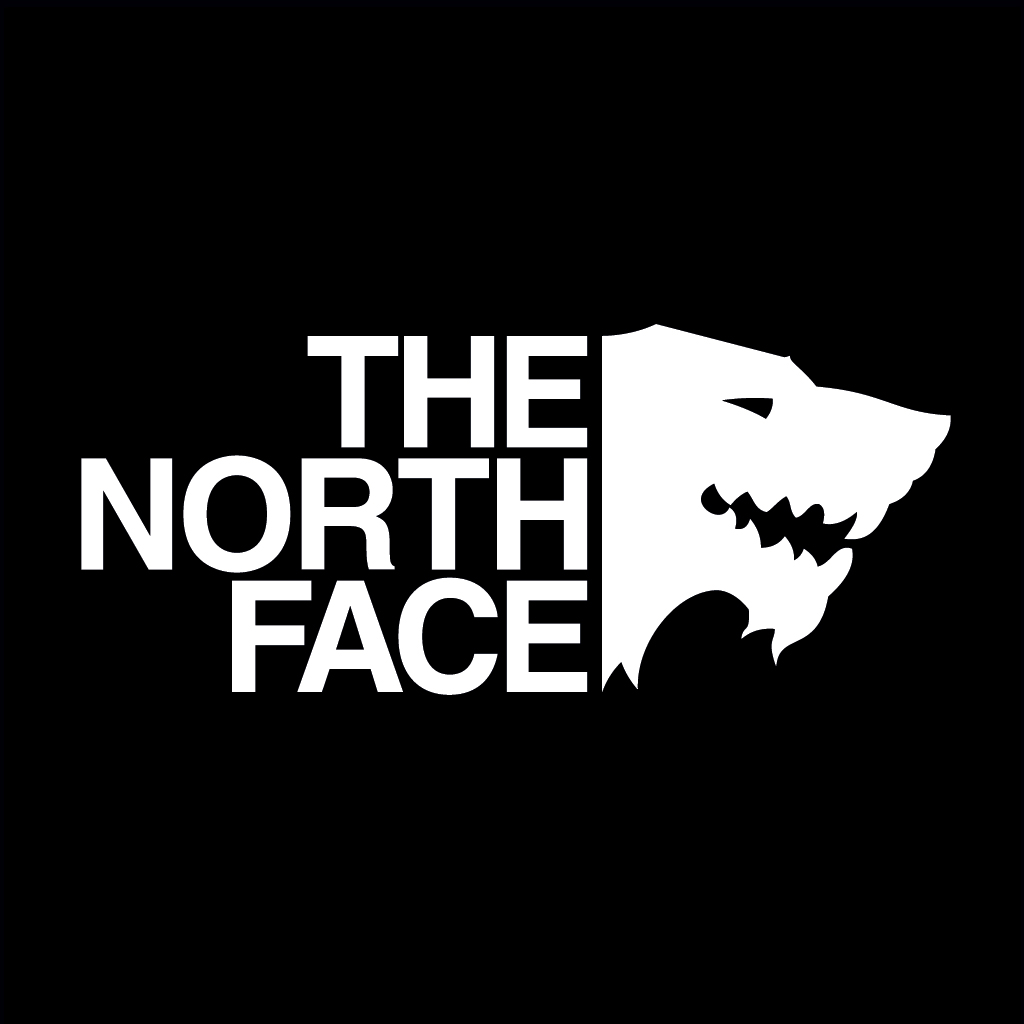 TeeTee: The North Face-Stark