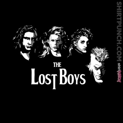 ShirtPunch: The Lost Boys