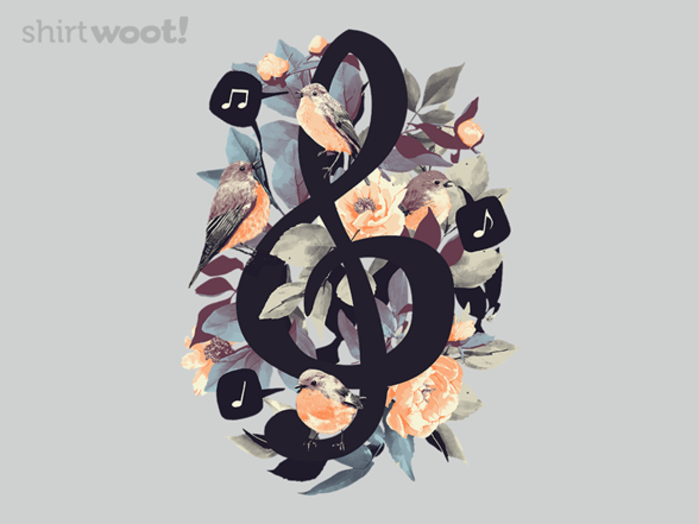 Woot!: Songbirds - $15.00 + Free shipping