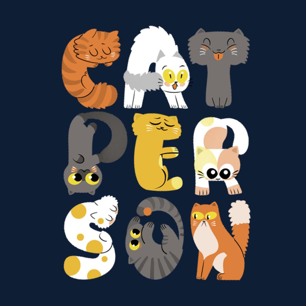 NeatoShop: Cat Person