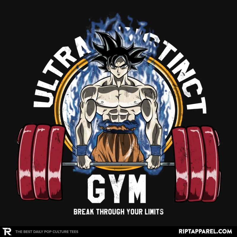 Ript: Ultra Instinct Gym