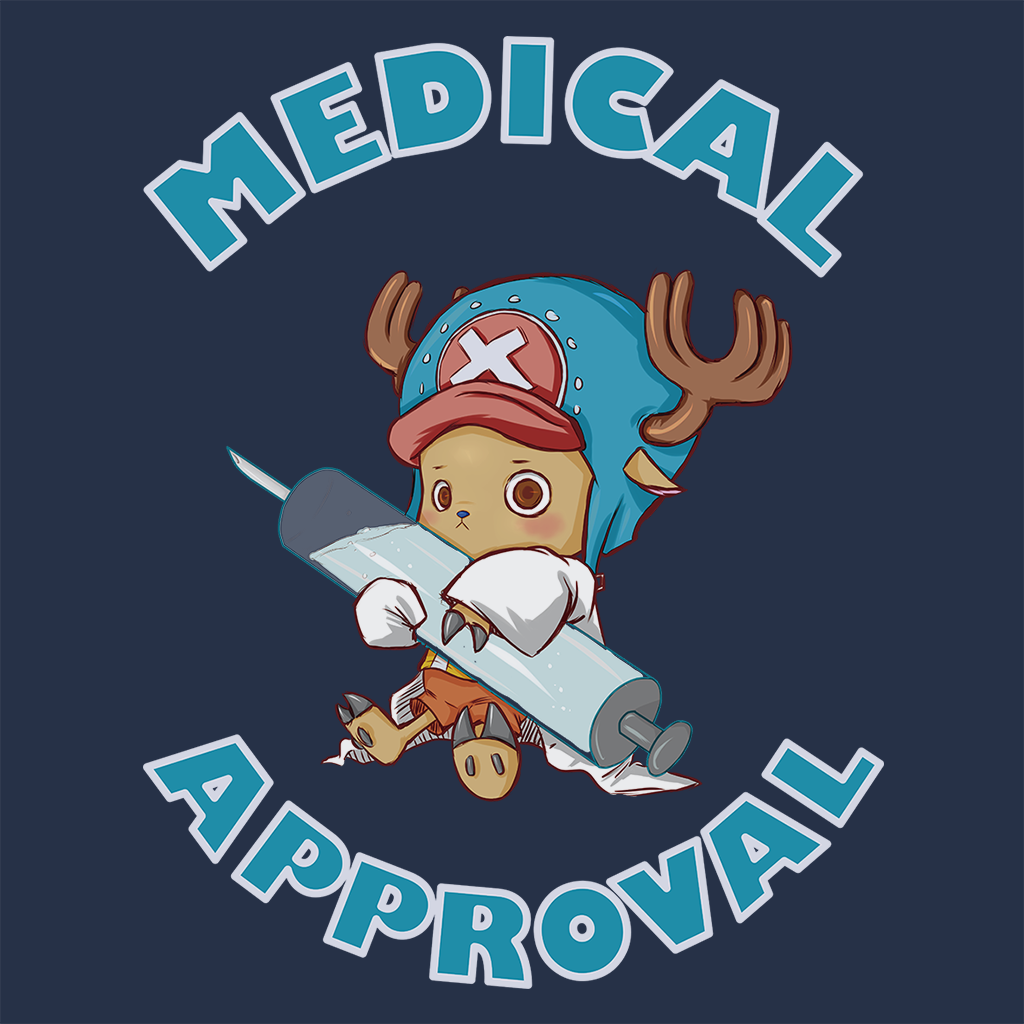 Pop-Up Tee: Medical Approval