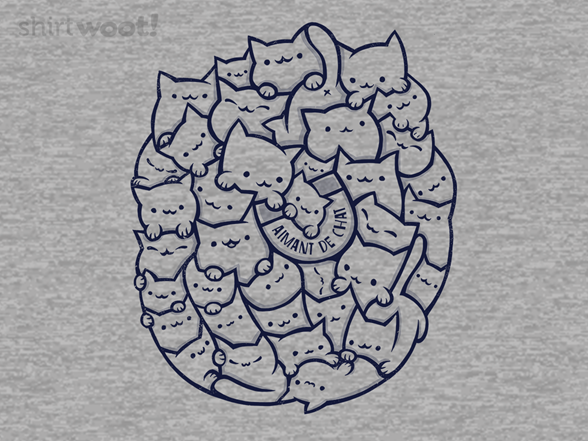 Woot!: The Cat Magnet