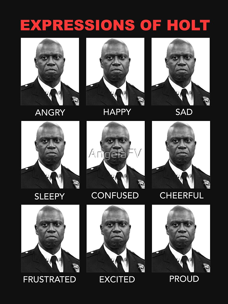 RedBubble: Expressions of Holt