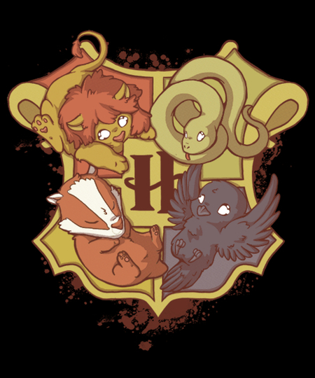 Qwertee: School of Magic