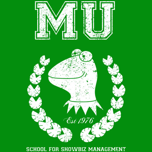TeeFizz: Muppet University