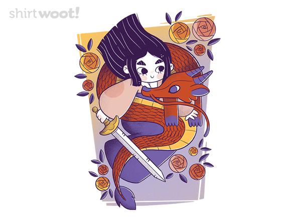 Woot!: Dragon Warrior
