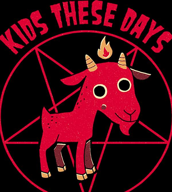 teeVillain: Kids These Days