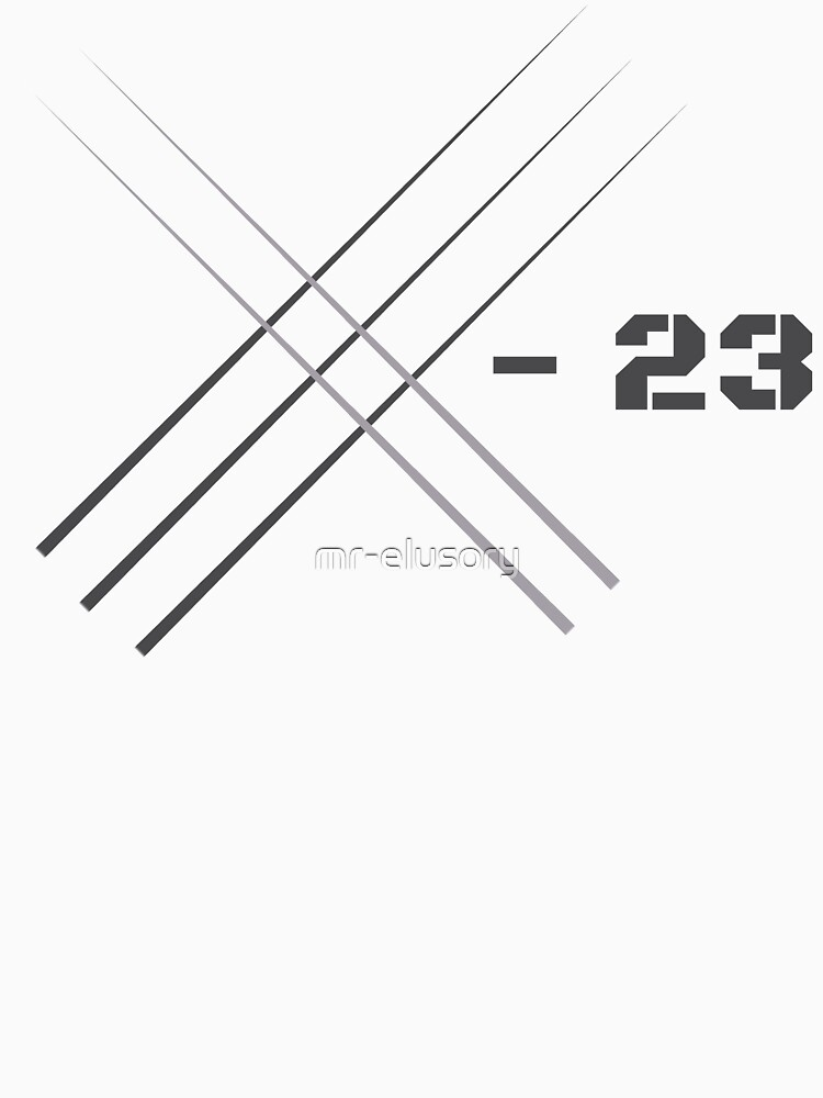 RedBubble: X-23 (Laura Kinney and Logan)