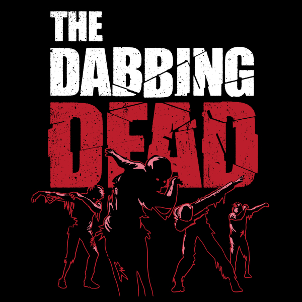 NeatoShop: Dabbing Dead Zombie T-shirt