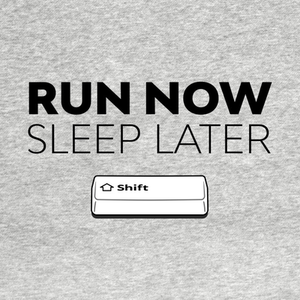 TeePublic: Run Now - SHIFT running series vol. 2 T-Shirt