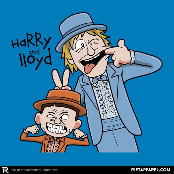 Ript: Lloyd and Harry