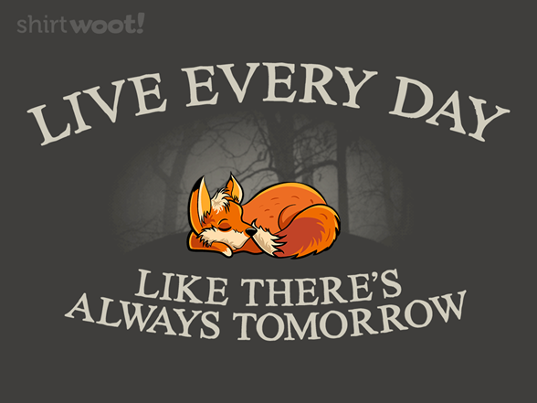 Woot!: Livin' That Fox Life