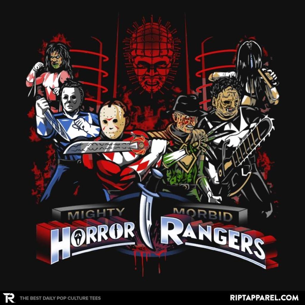 Ript: Mighty Morbid Horror Rangers