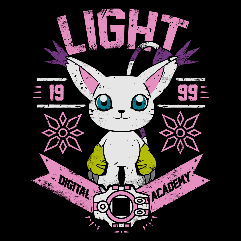 Pop-Up Tee: Light Academy